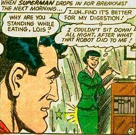 Lois - oh no!!